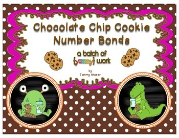 Be A Smart Cookie With Number Bonds (Fact Families)