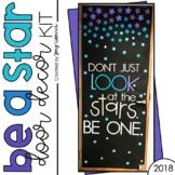Be A Star Door Decoration Set