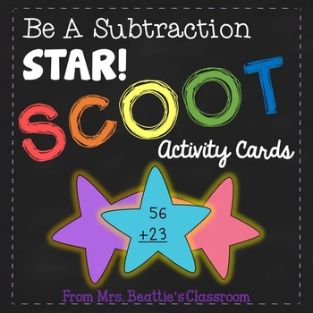 2-Digit Subtraction Scoot