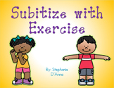 Subitize with Exercise