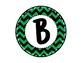 Be Amazing Banner - Bulletin Board - Green