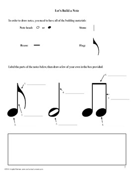 Be An Amazing Note Reader for Orchestra - A Workbook for Beginning Students