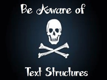 Be Aware of Text Structures