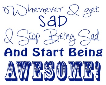 Be Awesome!