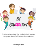 Be Benevolent Interactive Journal