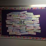 Be Board - Inspiration Display Board - Bulletin Board