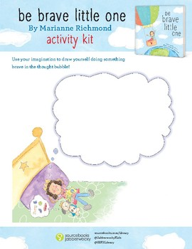 Be Brave Little One Activity Kit & Common Core Educator Guide
