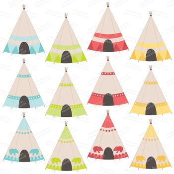 Be Brave Tribal Clipart & Vectors in Fresh - Tribal Clip Art, Totem, Arrow