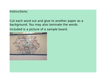 Be-  Bulletin Board