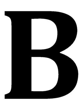 Be...Bulletin Board Set