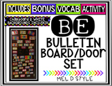 Be the Change Bulletin Board Set