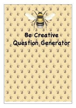 Be Creative Question Generator