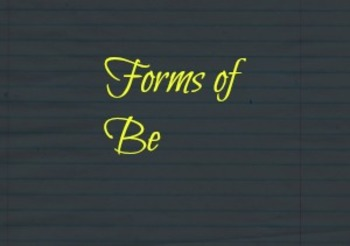 Be Forms