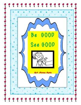 Be Good, See Good- improve child's self esteem