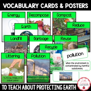 Be Green Earth Day Non-Fiction Resources {Close Reads & Informational Text}