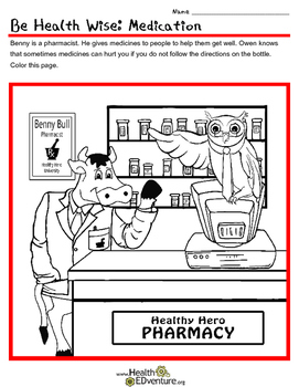Be Health Wise: Medication Safety