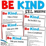 Be Kind Bulletin Board and Activities for Teaching Acts of