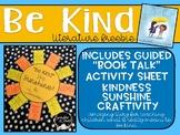 Be Kind Literature Freebie