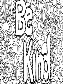 Be Kind Poster Campaign
