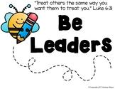 Be Leaders
