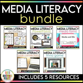 Media Literacy {BUNDLE}