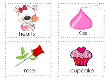 Be Mine - 3 Valentine's Day Centers for the Primary Grades