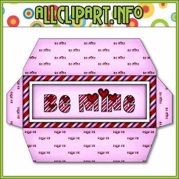 $1.00 BARGAIN BIN - Be Mine Printable Candy Wrapper