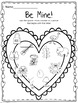 Be Mine! Valentine Theme Initial Sounds Game
