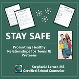 Promoting Healthy Relationships Lesson for Teens/Preteens