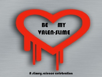 Be My Valen-Slime