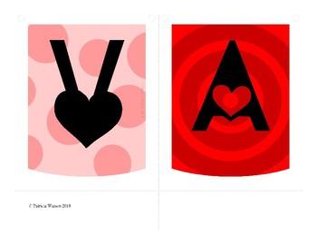 Be My Valentine Banner