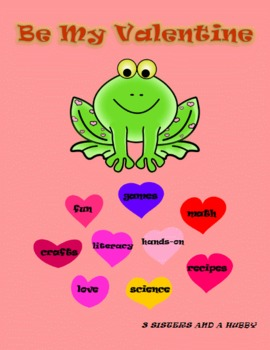 Be My Valentine - February Activities