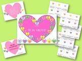Be My Valentine Freebie--Grammar Practice for Irregular Ve