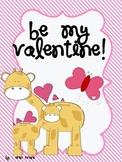 Be My Valentine - a CVC Game