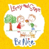 """""""Be Nice"""" by Leeny and Steve (16-song digital album)"""
