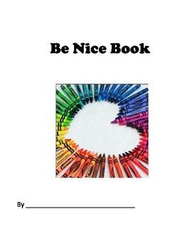 Be Nice class Book