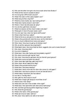 Be Prepared Trivia Questions