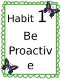 Be Proactive Posters