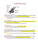 Using Google Docs (Google Classroom) to Annotate texts-Be