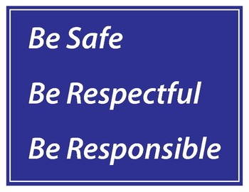 Image result for be responsible