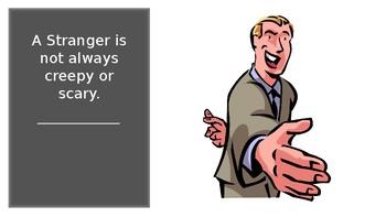 Be Stranger Smart