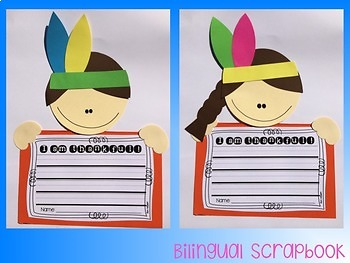 Be Thankful {Thanksgiving Craft in English and Spanish}