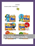 Be The Best You Can Be - Bulletin Board Set