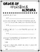 """""""Be The Teacher"""" Math Project - (5th Grade Math Standards)"""