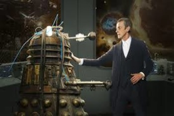 Language arts Learning Games ~ Grammar with the Daleks