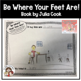Be Where Your Feet Are! Activity Page
