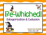 Be-Whiched! Categorization & Exclusion Game