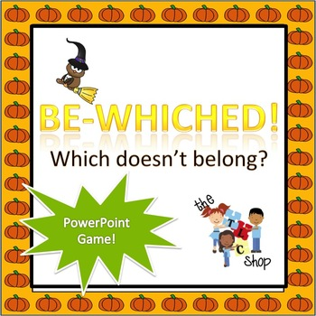 Be-Whiched! PowerPoint Game