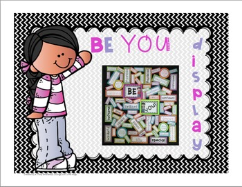 Be YOU Display