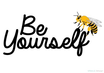 Be Yourself image/print